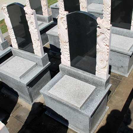 安灵园成型墓