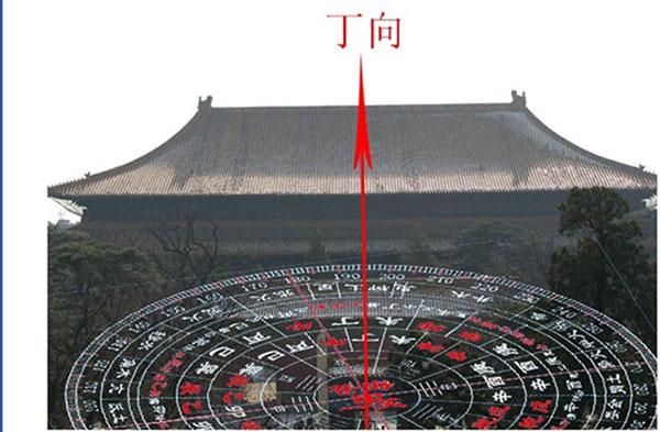 十三陵风水图片欣赏1