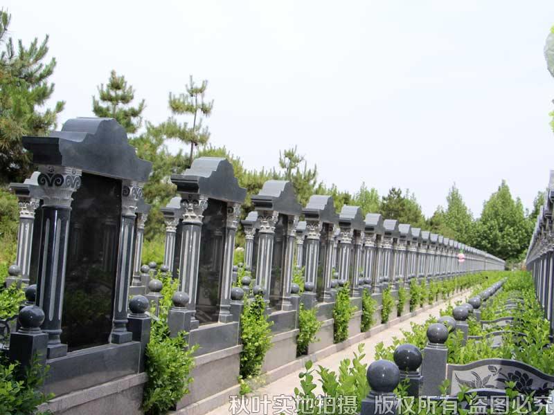 灵山宝塔陵园-秋叶网