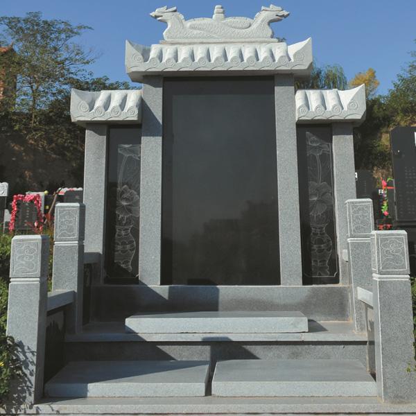 小二代墓,39800,多向,三穴六人两代,占地1.68平 (2)